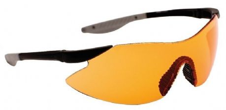 Target Orange Safety Clay Pigeon Shooting Glasses Eyelevel Sunglasses UV 400